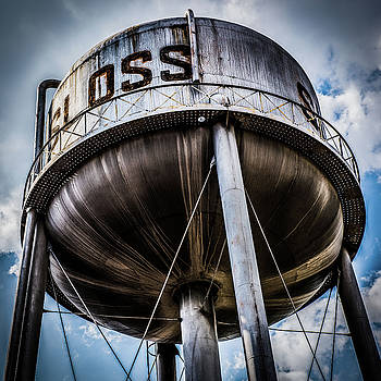 Sloss Tower by Mark Peavy