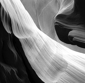 Slot Canyon 1 by Rhea Malinofsky