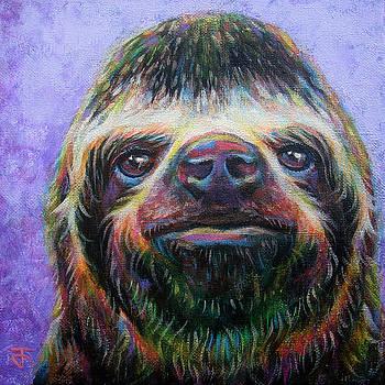 Sloth no.1 by Jack No War