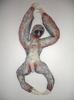 Sloth by Silvia Gold