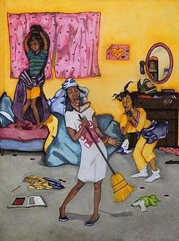 Slumber Party by Lynn Darnelle