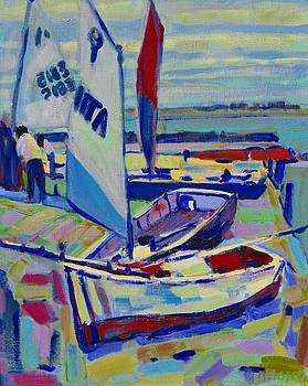 Small Boats by Brian Simons