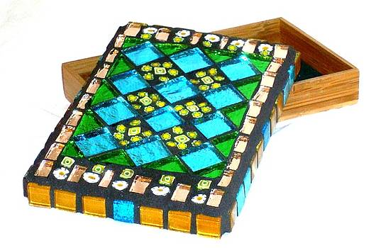 Small Box by Robin Miklatek