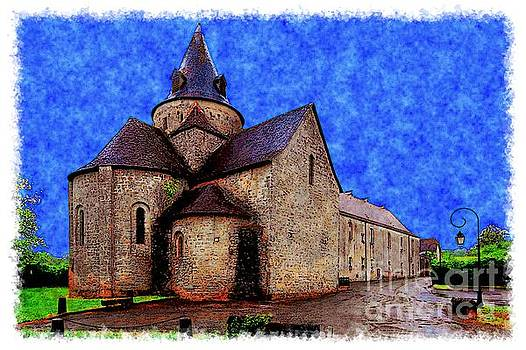 Small Church 2 by Jean Bernard Roussilhe