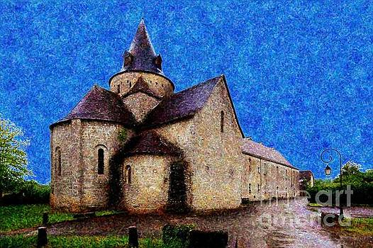Small Church 3 by Jean Bernard Roussilhe