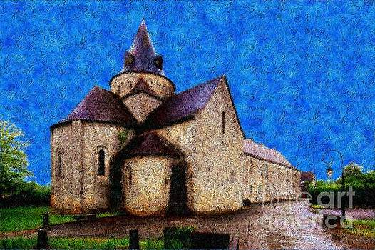 Small Church 4 by Jean Bernard Roussilhe