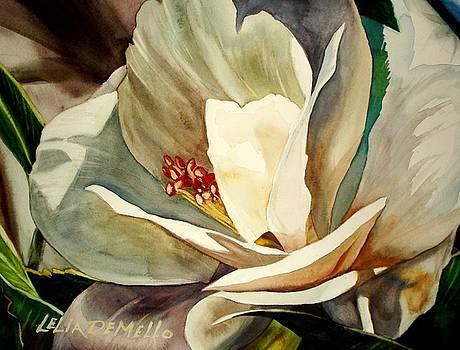 Small Gardenia by Lelia DeMello