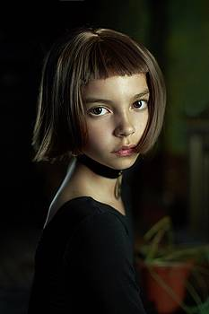 Small Mathilda by Alexander Vinogradov
