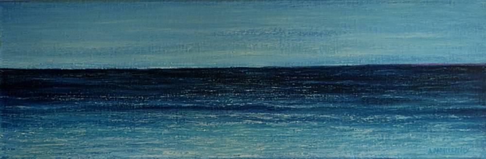Small Seascape 1 by Dimitra Papageorgiou