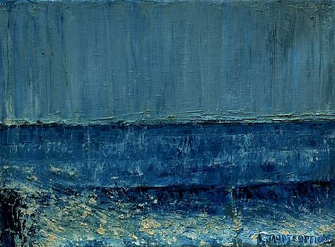 Small Seascape 10 by Dimitra Papageorgiou