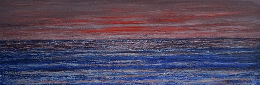 Small Seascape 3 by Dimitra Papageorgiou