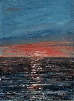 Small Seascape 6 by Dimitra Papageorgiou
