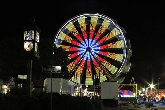 Small Town Carnival by Crystal Socha