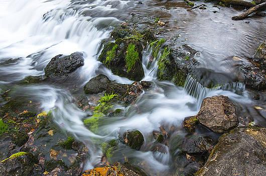 Small Waterfall by Bill Frische