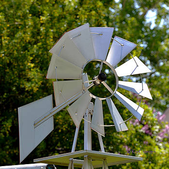 Small Windmill by Kae Cheatham