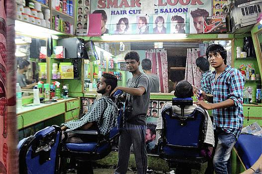 Smart Look Hair Cut - Delhi India by Kim Bemis