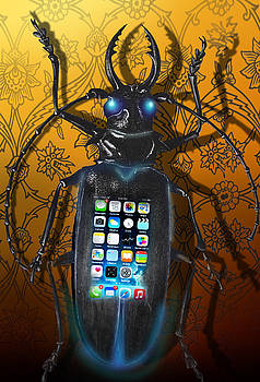 Smart Phone by Larry Butterworth