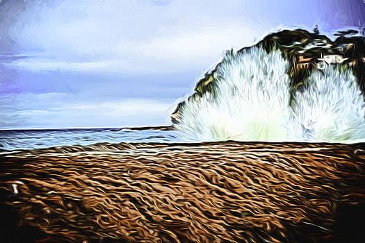 Smashing Surf by Chris  Hood