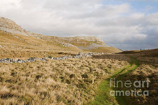 Smearsett Scar and the Dales High Way by Gavin Dronfield