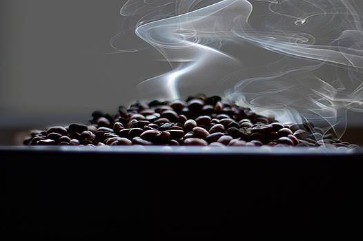 Smell of coffee by Iva Krapez