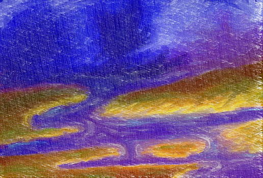 Smell Of Rain by Lazar Caran