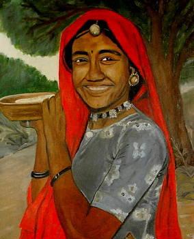 Smile by Emrazina Prithwa