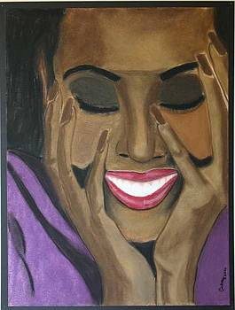 Smile by Garnett Thompkins