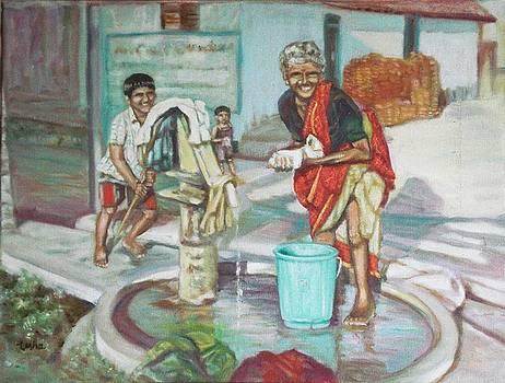 Usha Shantharam - Smile Plz