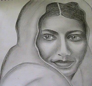 Smile by Shanthi Radhakrishnan