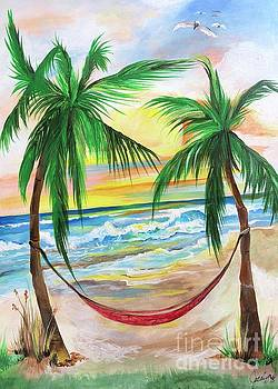 Smiley Palms by Jacalyn Hassler Yurchuck