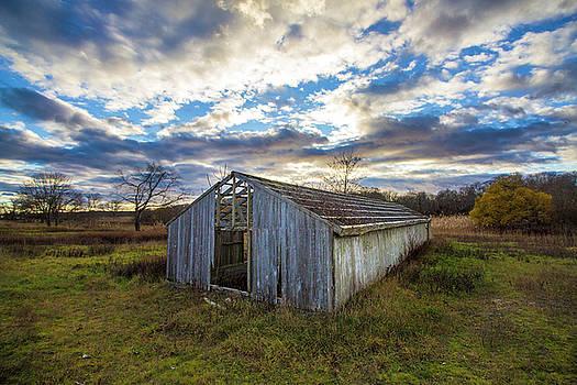 Smith Duck Farm in East Moriches by Robert Seifert
