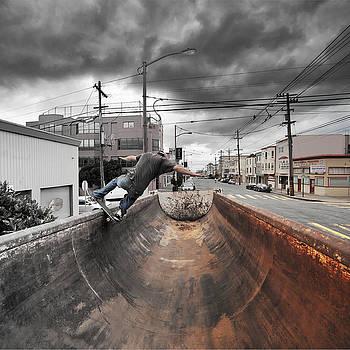 Daniel Furon - Sml Wheels in Action