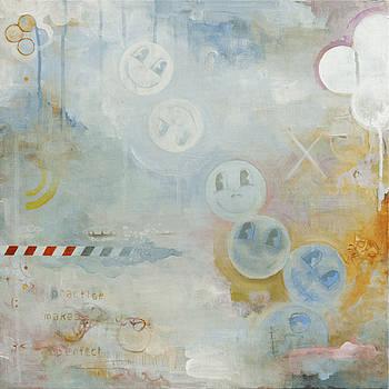 Smling by Sandra Cohen