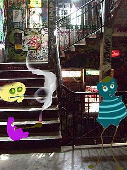Smoke by Ana Popescu