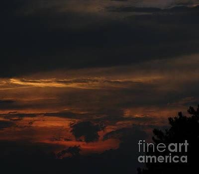 Smoke and Clouds by Greg Patzer