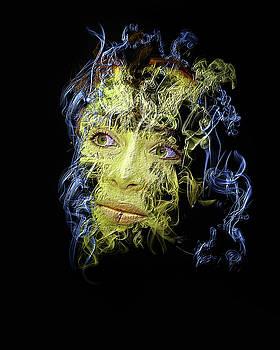 Smoke and Mirror by David Johnson