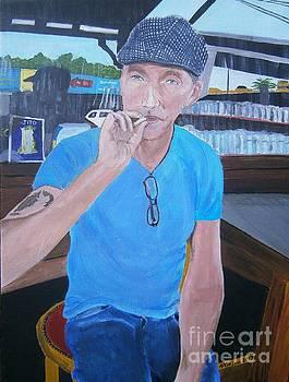 Smoke in Bar by Neal Crossan