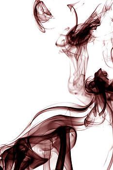 Alexander Butler - Smoke Photography - Red