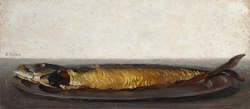 Smoked Mackerel by Ben Rikken