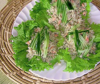 James Temple - Smoked Salmon Wraps