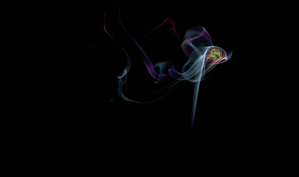 Smokey Delight by Sherry Fain