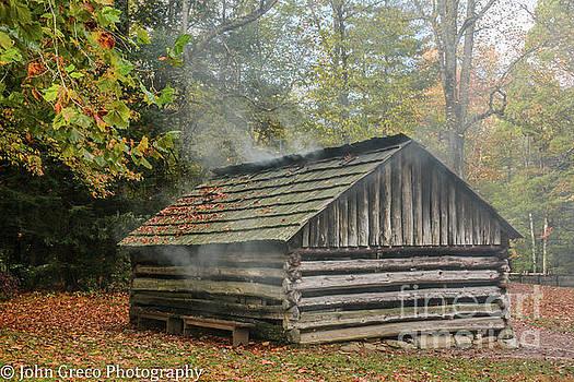 Smokey Mountain Smoke House by John Greco