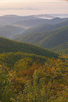 Smokey Mountains by Keith May