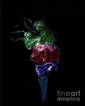Smoking by Arnie Goldstein