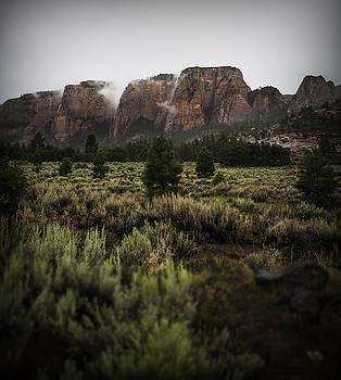 Smoking Mountains by Ryan Smith
