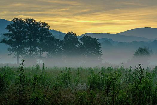 Smoky Mountain Dawn by Eric Albright