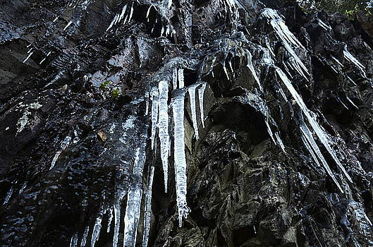 Smoky Mountain Ice by Charles Bacon Jr