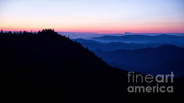 Jemmy Archer - Smoky Mountain Sunrise