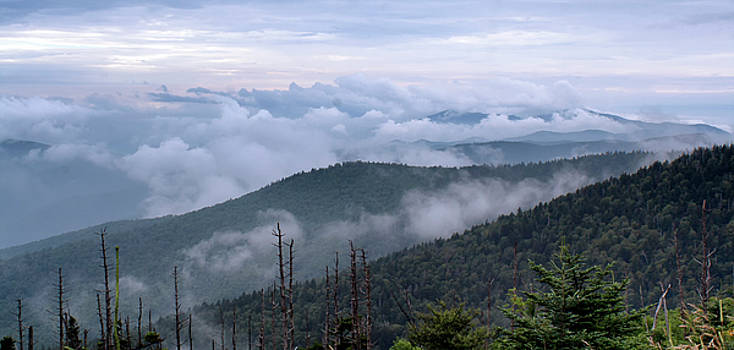 Smoky Mountains by Debby Richards