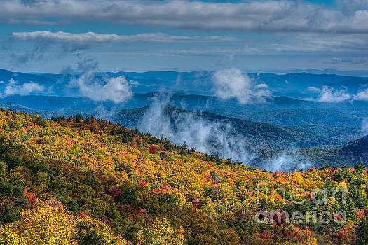 Smoky Mountains by Matthew Trudeau